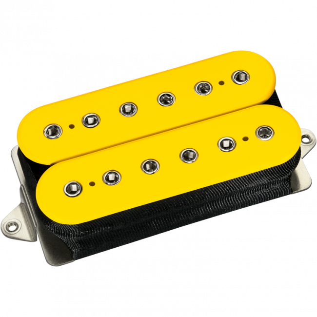 DiMarzio Custom Dominion yellow