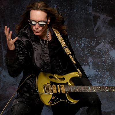 Steve Vai DiMarzio Signature UtoPIA -kitarahihnat ja mikrofonit kategoriakuva.