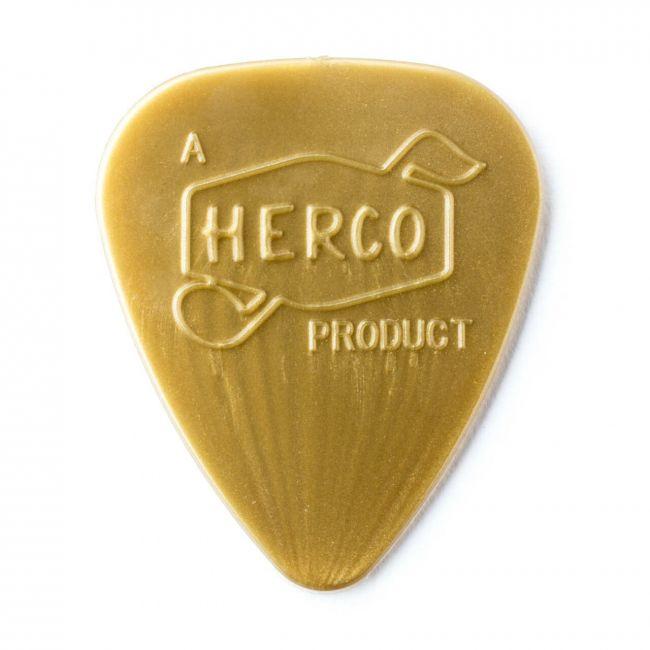 Dunlop Herco-plektra.