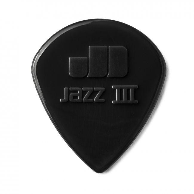 Dunlop Jazz III -plektra.
