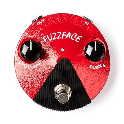 FFM2 Germanium Fuzz Face Mini Distortion kitarapedaali.