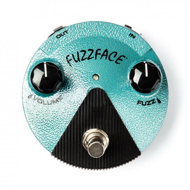 FFM3 Jimi Hendrix Fuzz Face Mini kitarapedaali.