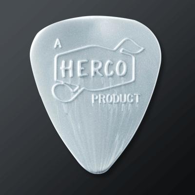 Dunlop Herco kategoriakuva. Kuvassa Herco 66 -plektra.