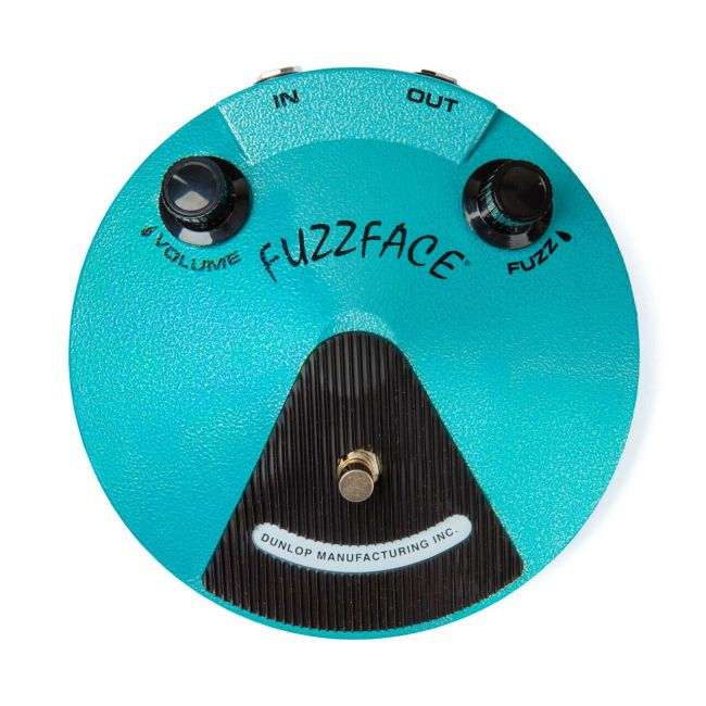 JHF1 Jimi Hendrix Fuzz Face Distortion kitarapedaali.