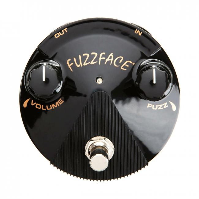 Joe Bonamassa Fuzz Face Mini Distortion FFM4 kitarapedaali.