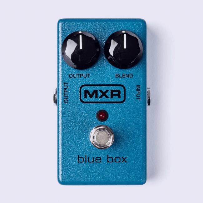 MXR Blue Box kitarapedaali M103.