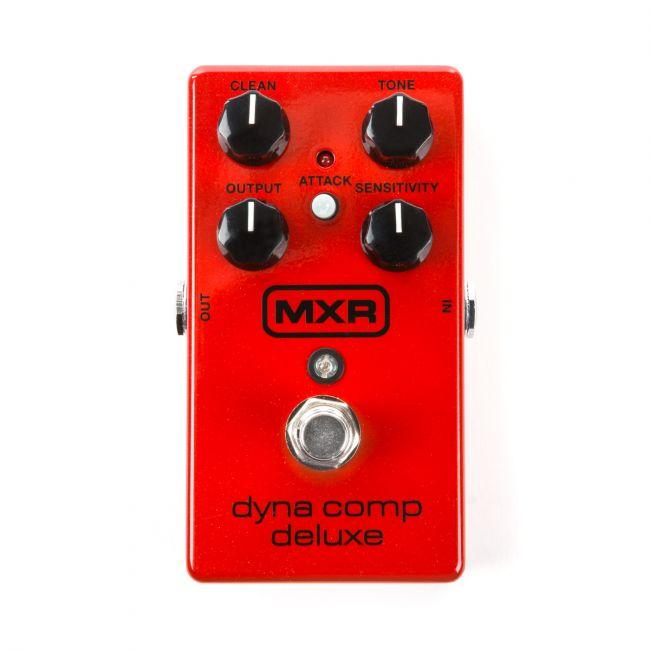 MXR Dyna Comp Deluxe -kompressoripedaali.