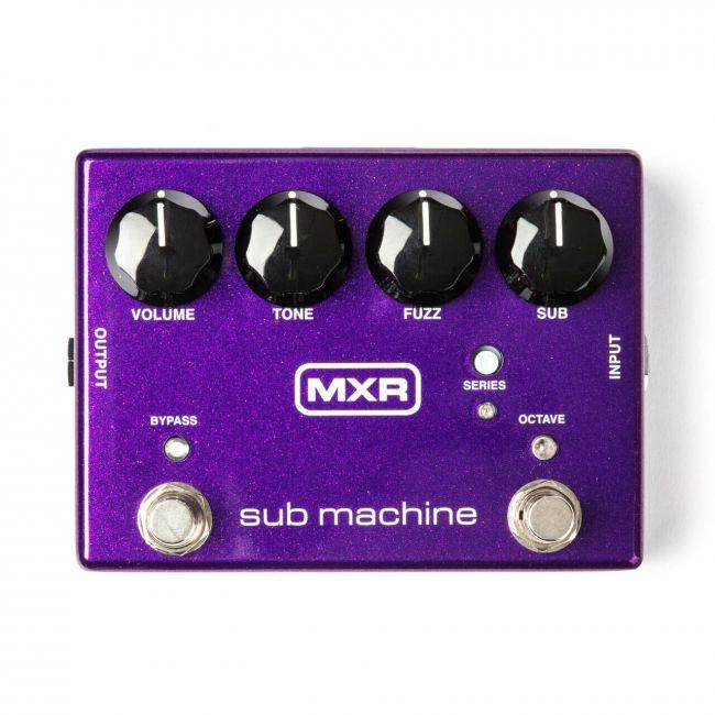 MXR Sub Machine Fuzz M225 kitarapedaali.