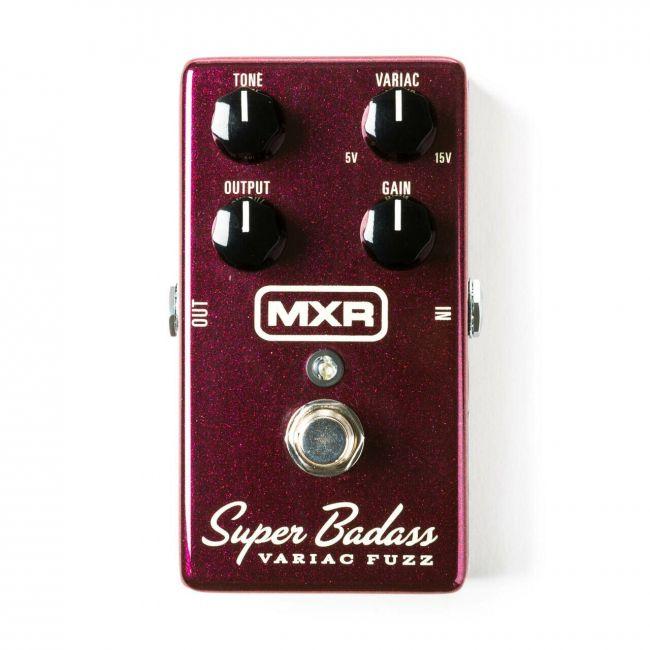 MXR Super Badass Variac Fuzz M236 kitarapedaali.