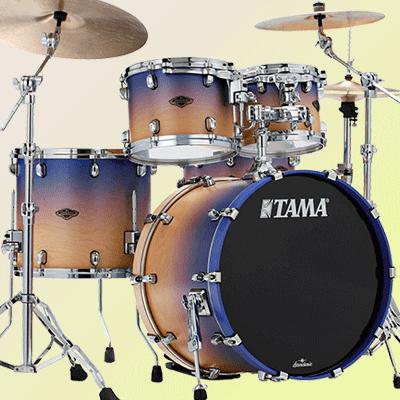 Tama Starclassic rummut kategoriakuva.