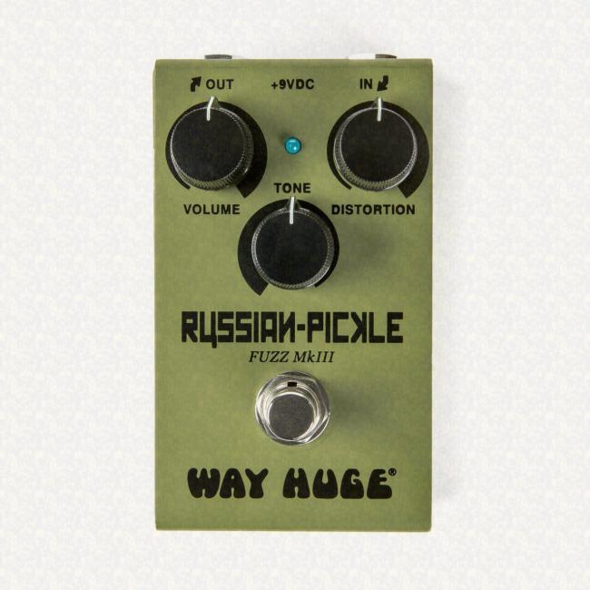 Way Huge Russian Pickle kitarapedaali.