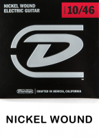 Dunlop Nickel Wound -kielet