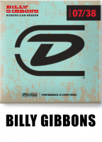 Billy Gibbons kielet