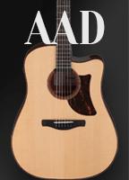 Ibanez AAD akustiset kitarat