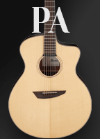 Ibanez PA akustiset Fingerstyle-kitarat