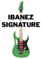 Ibanez Signature -sähkökitarat