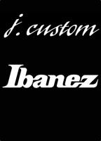 Ibanez J-custom sähkökitarat