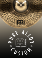 Meinl Pure Alloy Custom