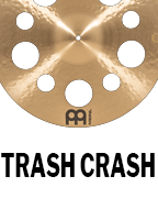 Trash Crash -symbaalit