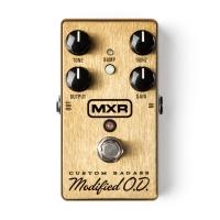 MXR M77 Custom Badass Modified Overdrive