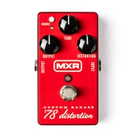 MXR M78 Custom Badass ´78 Distortion