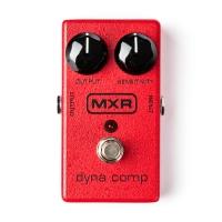 MXR M102 Dyna Comp kompressoripedaali.