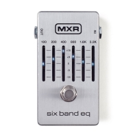 MXR M109S 6-band Graphic EQ