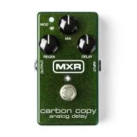 MXR M169 Carbon Copy Analog Delay -pedaali