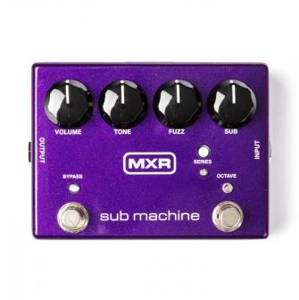 MXR Sub Machine Octave Fuzz M225