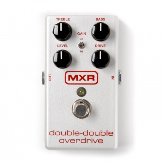 MXR M250 Double Double Overdrive