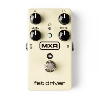 MXR M264 FET Driver -säröpedaali