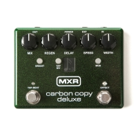 MXR Carbon Copy Deluxe Analog Delay M292
