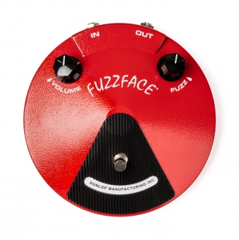 Dunlop JDF2 Fuzz Face efektipedaali
