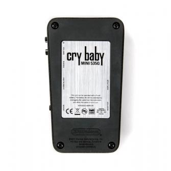 Dunlop 535Q Cry Baby Mini MultiWah