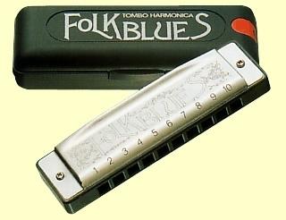 Tombo Flok Blues D duuri huulihappu