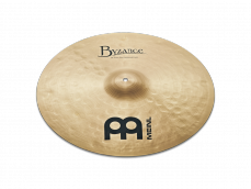 "Meinl 18"" Byzance Traditional Extra Thin Hammered Crash"