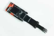 DiMarzio DD2200CB ClipLock kitarahihna puuvillaa musta