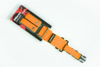 DiMarzio DD2200OR ClipLock kitarahihna oranssi