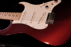 Tom Anderson The Classic Candy Apple Red