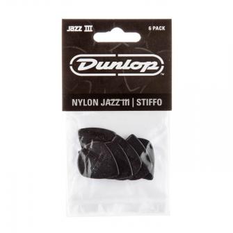 Dunlop Jazz III musta
