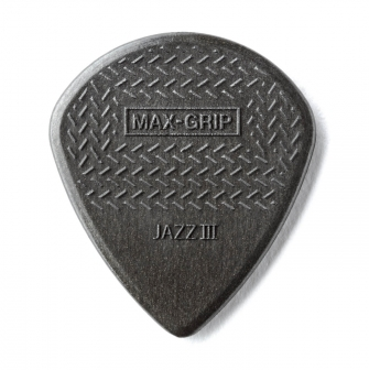 Dunlop Jazz III Carbon Fiber Max Grip