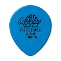Dunlop Tortex Teardrop 1.00mm plektra.