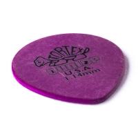 Dunlop Tortex Teardrop 1.14mm plektra.