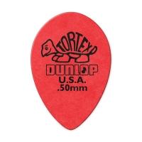 Dunlop Tortex Small Teardrop 0.50mm plektra.