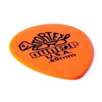 Dunlop Tortex Small Teardrop 0.60mm plektra.