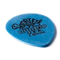 Dunlop Tortex Small Teardrop 1.00mm plektra.