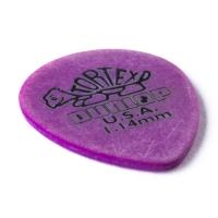 Dunlop Tortex Small Teardrop 1.14mm plektra.