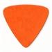 Dunlop Tortex Triangle .60mm plektra takaa.