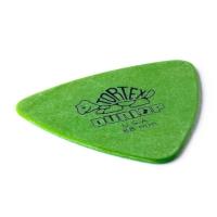 Dunlop Tortex Triangle .88mm plektra.