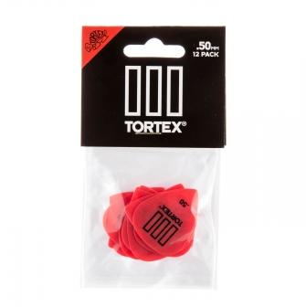 Dunlop Tortex TIII .50mm -plektra player's pack, 12kpl